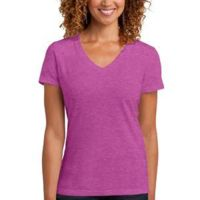 Women's Perfect Blend ® V Neck Tee Thumbnail