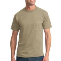 Dri Power ® 50/50 Cotton/Poly Pocket T Shirt Thumbnail