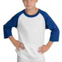 Youth Colorblock Raglan Jersey Thumbnail