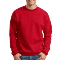 Ultimate Cotton ® Crewneck Sweatshirt Thumbnail