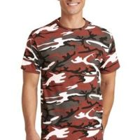 Core Cotton Camo Tee Thumbnail
