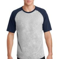 Short Sleeve Colorblock Raglan Jersey Thumbnail