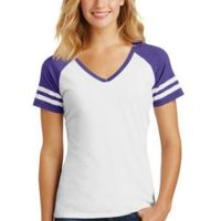 ® Women's Game V Neck Tee Thumbnail
