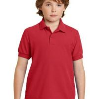 Youth DryBlend ® 6 Ounce Double Pique Sport Shirt Thumbnail