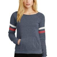 Alternative Women's Maniac Sport Eco ™ Fleece Sweatshirt Thumbnail