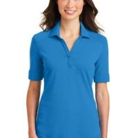 Ladies Silk Touch ™ Interlock Performance Polo Thumbnail