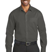 Slim Fit Non Iron Twill Shirt Thumbnail
