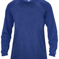 Tonal Sport Heather L/S Tee Thumbnail