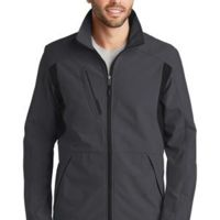 Back Block Soft Shell Jacket Thumbnail