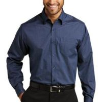 Micro Tattersall Easy Care Shirt Thumbnail